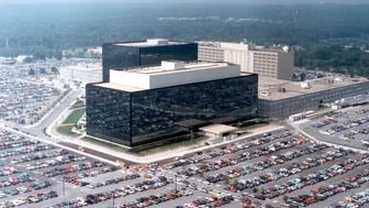 An undated aerial handout photo shows the National Security Agency (NSA) headquarters building in Fort Meade, Maryland.   NSA/Handout via REUTERS   THIS IMAGE HAS BEEN SUPPLIED BY A THIRD PARTY. IT IS DISTRIBUTED, EXACTLY AS RECEIVED BY REUTERS, AS A SERVICE TO CLIENTS. FOR EDITORIAL USE ONLY. NOT FOR SALE FOR MARKETING OR ADVERTISING CAMPAIGNS