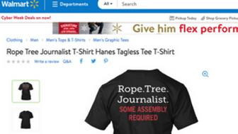 The controversial T-shirt
