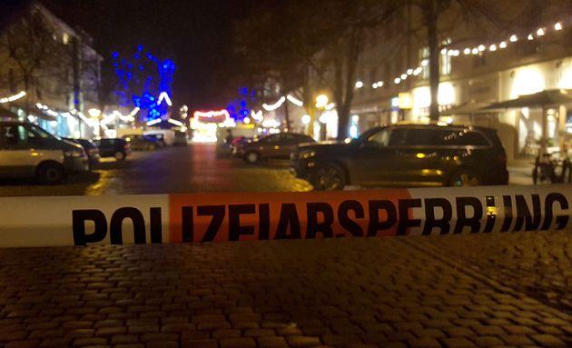 Γερμανία: Κροτίδα χωρίς πυροκροτητή ήταν τελικά το περιεχόμενο του ύποπτου δέματος στο