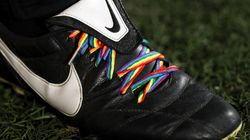 Wearing Rainbow Laces May Be A Small Act But It's An Incredibly Brave