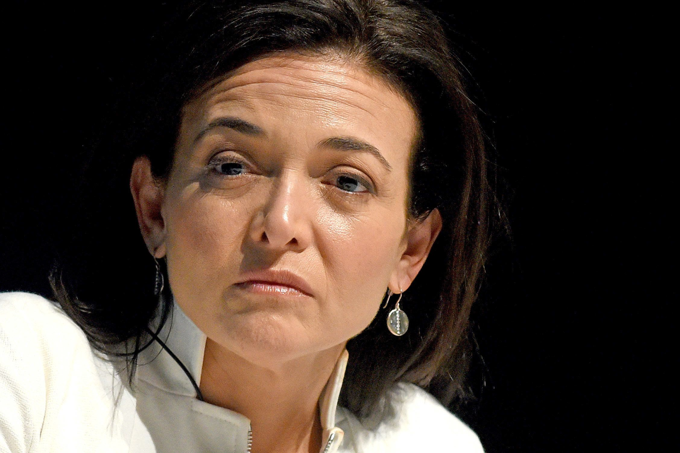 "Four years ago, Sheryl Sandberg published a book encouraging women to ""lean in"" at work."