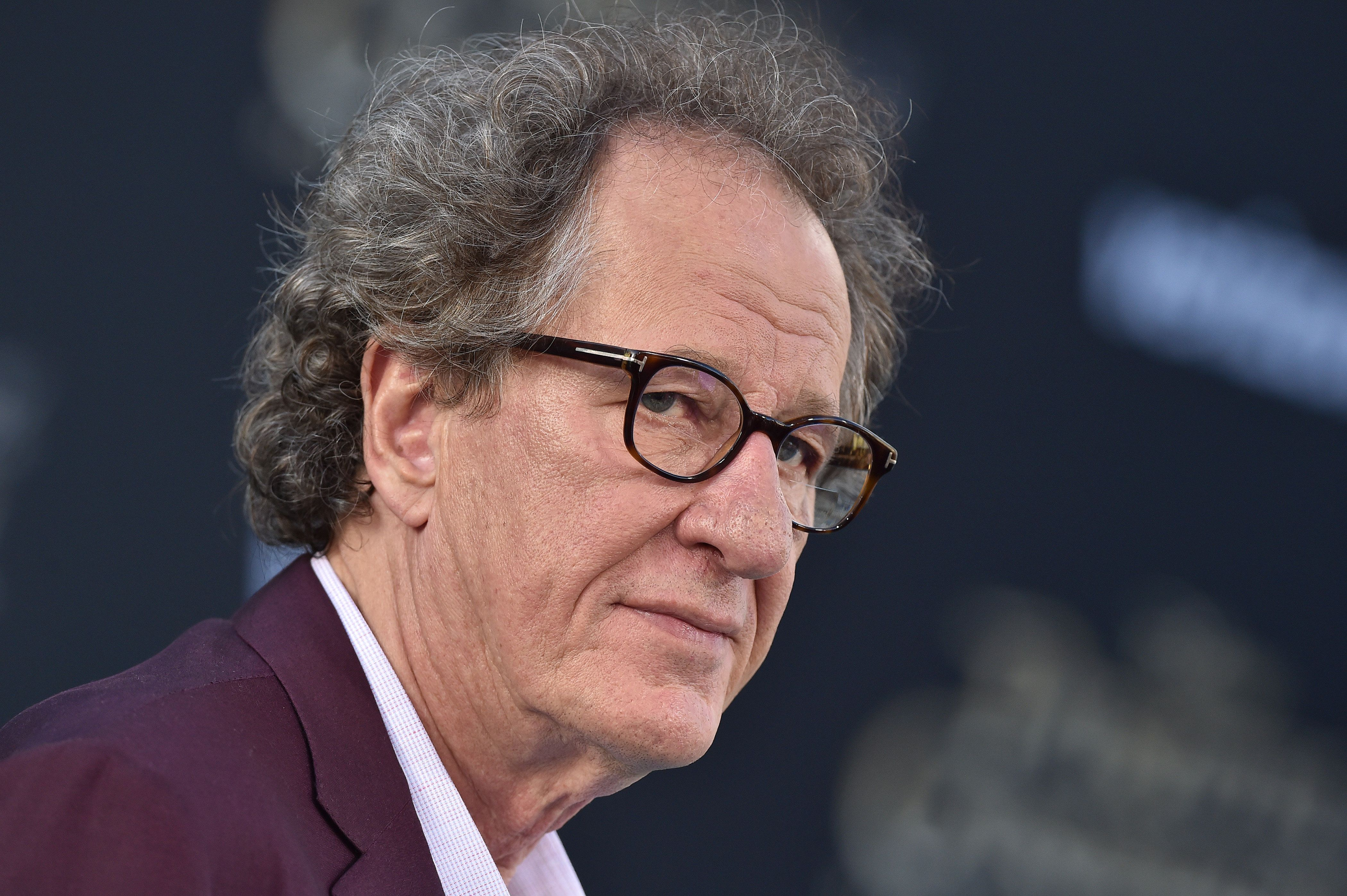 Geoffrey Rush Steps Down From Australian Film Academy Following Claim Of 'Inappropriate Behavior'