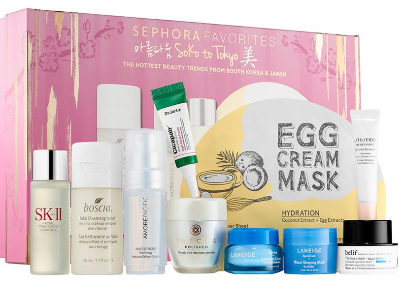 "<strong>Sephora Favorites Soko to Tokyo Gift Set</strong> from <a rel=""nofollow"" href=""https://www.sephora.com/"" target=""_bla"