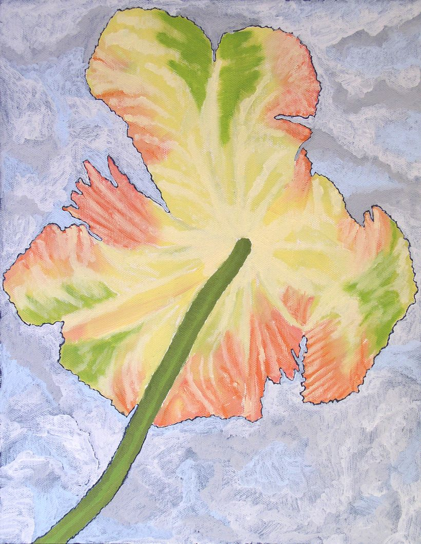 <strong>tulip from below</strong>