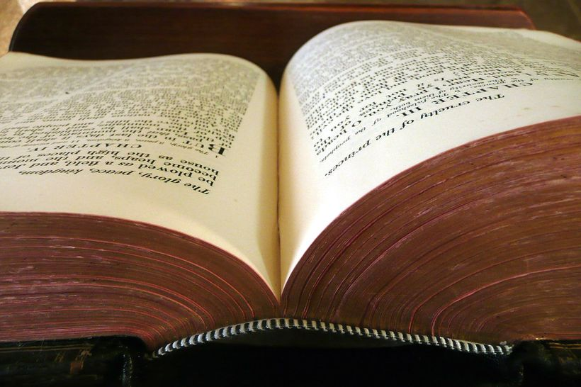 Last I checked, our Bibles were identical. Why doesn't it feel like it?