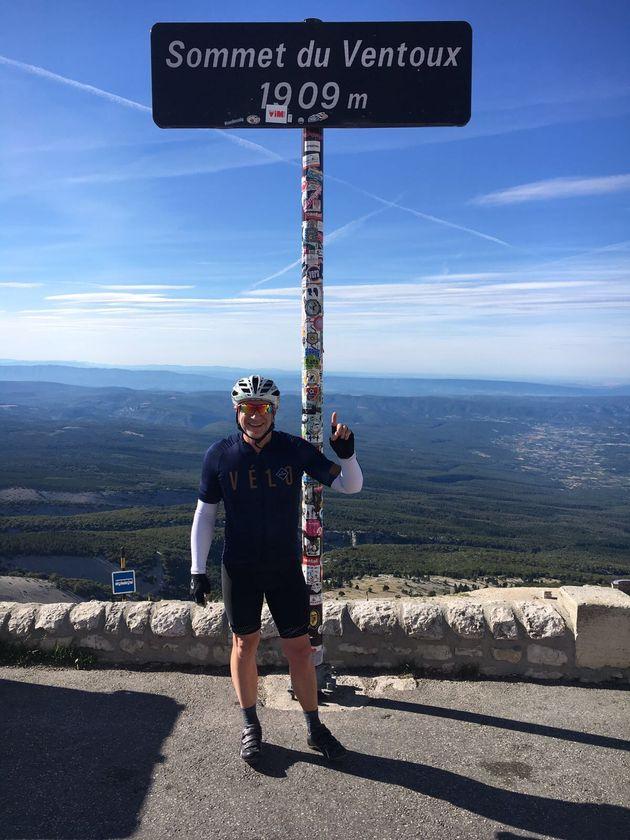 Mont Ventoux and Club Des