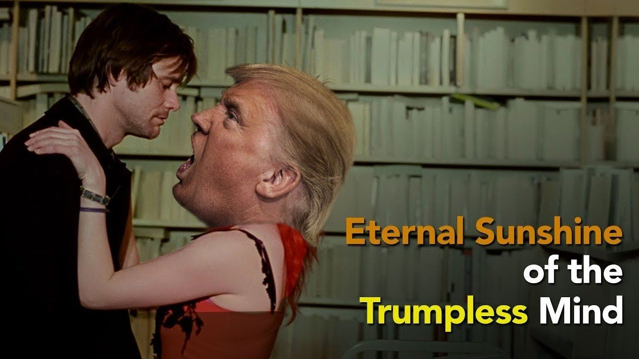 It's The Memory-Wiping Tech From 'Eternal Sunshine Of The Spotless Mind,' But For Trump