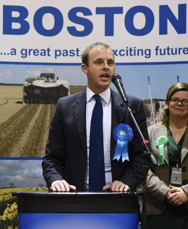 Conservative MP Matt