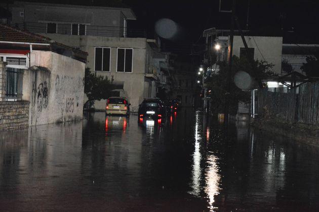 Αγρίνιο: Ξεκίνησε η καταγραφή των ζημιών από την