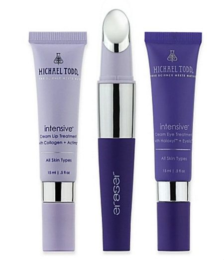 "<strong>Sonic Eraser Trio 3-in-1 Anti-Aging Eye &amp; Lip Corrector</strong> from <a rel=""nofollow"" href=""https://michaeltodd"
