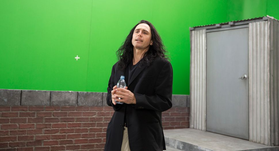 """Which aspect of""""The Disaster Artist"""" is right for you? The James Franco resurgence that accompanies it? The bizarro Hol"""