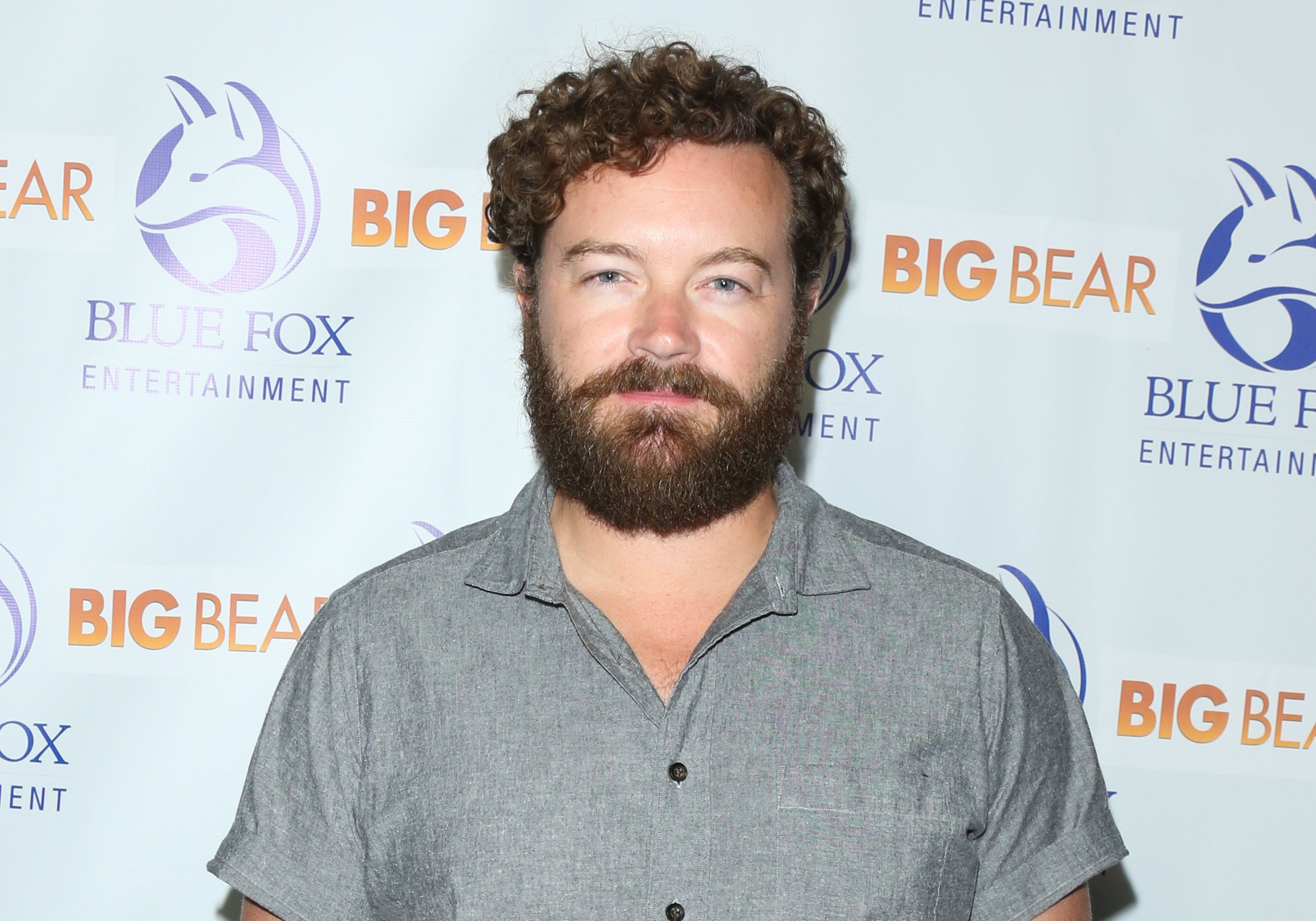 WEST HOLLYWOOD, CA - SEPTEMBER 19:  Actor Danny Masterson attends the premiere of 'Big Bear' at The London Hotel on September 19, 2017 in West Hollywood, California.  (Photo by Paul Archuleta/FilmMagic)