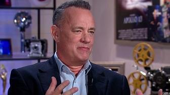 Tom Hanks talks politics
