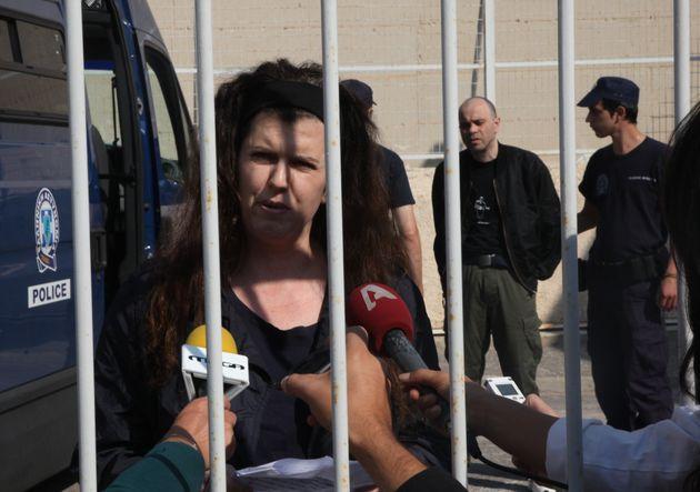 23 μέρες σε απεργία πείνας Ρούπα και Μαζιώτης. Αρνούνται να βάλουν