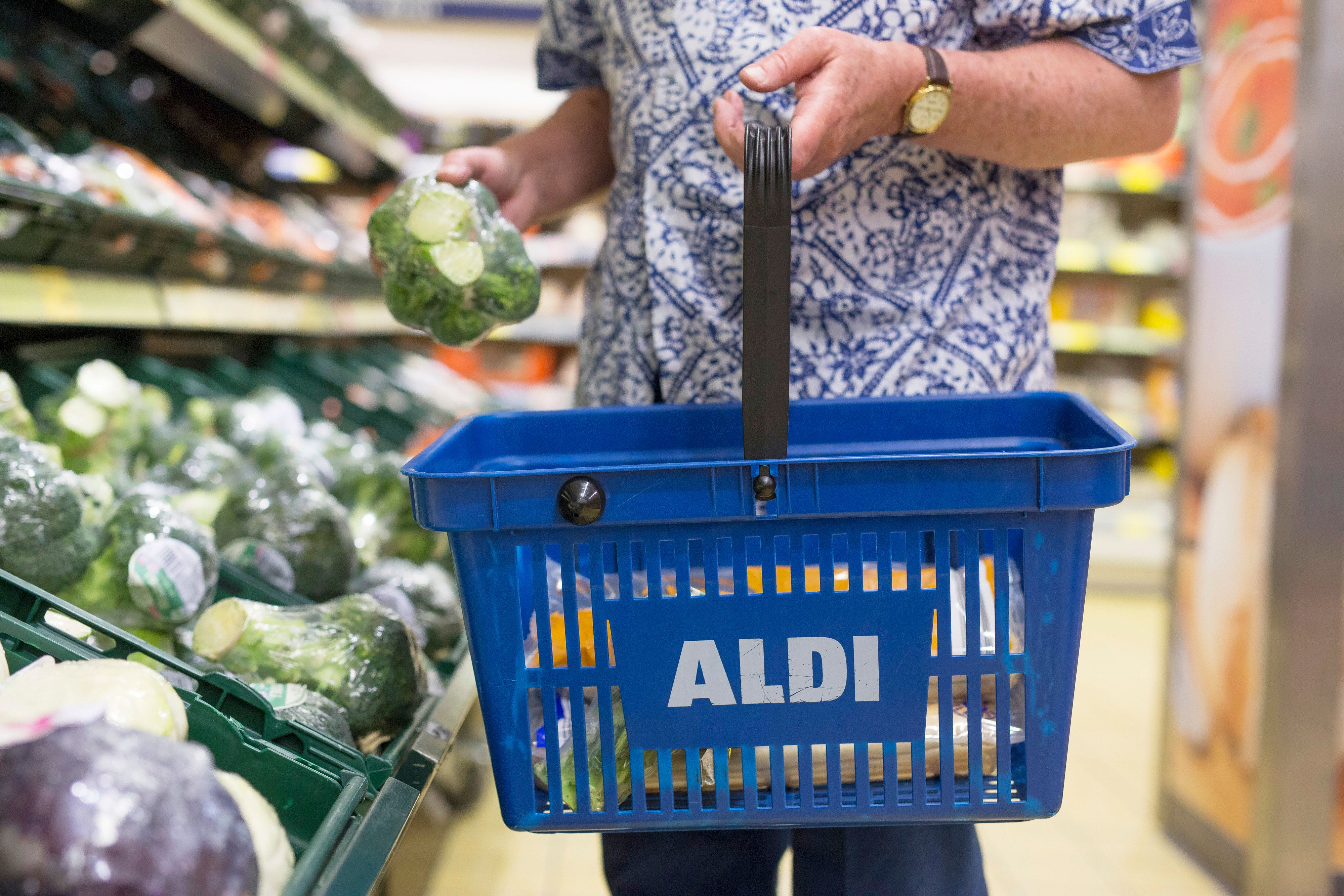 Aldi To Give Surplus Food To Charities On Christmas
