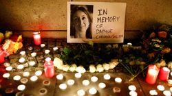 Οκτώ συλλήψεις για την δολοφονία της δημοσιογράφου Ντάφνι Καρουάνα Γκαλίζια στη
