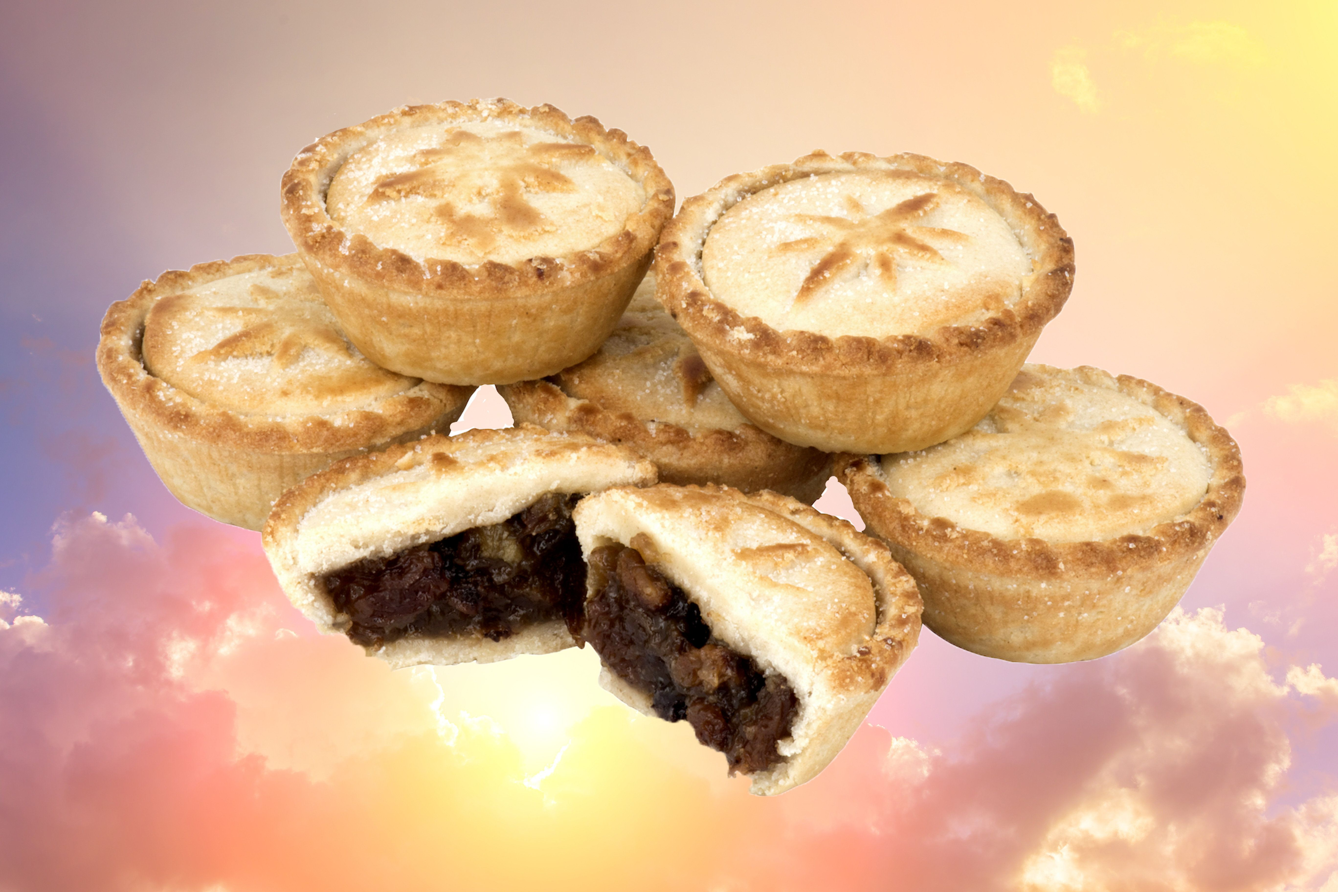 You Can Now Buy Vegan Mince Pies From This UK