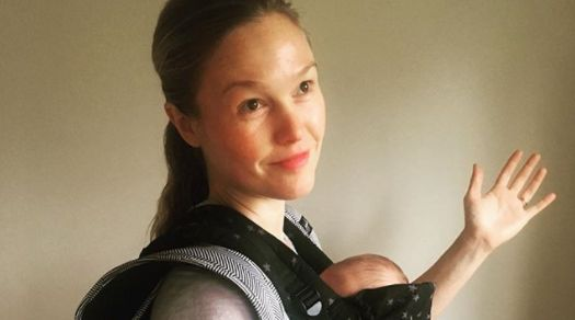Julia Stiles Hits Back At Haters Who Mum-Shamed Her For How She Carried Baby