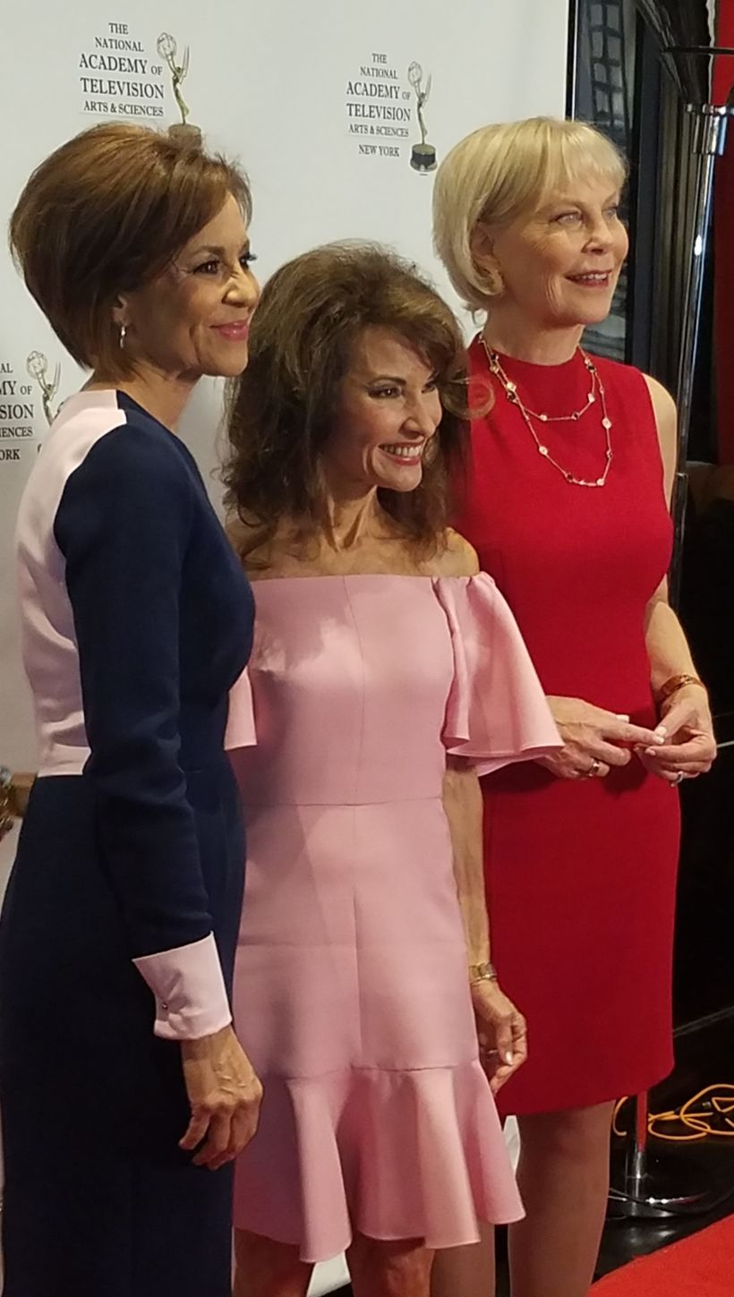 Dana Tyler, Susan Lucci, and Mary Alice Williams