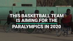The Disabled Basketball Team Aiming For