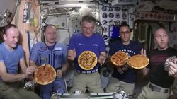 NASA Tried To Have A Pizza Night In Space, It Did Not Go To