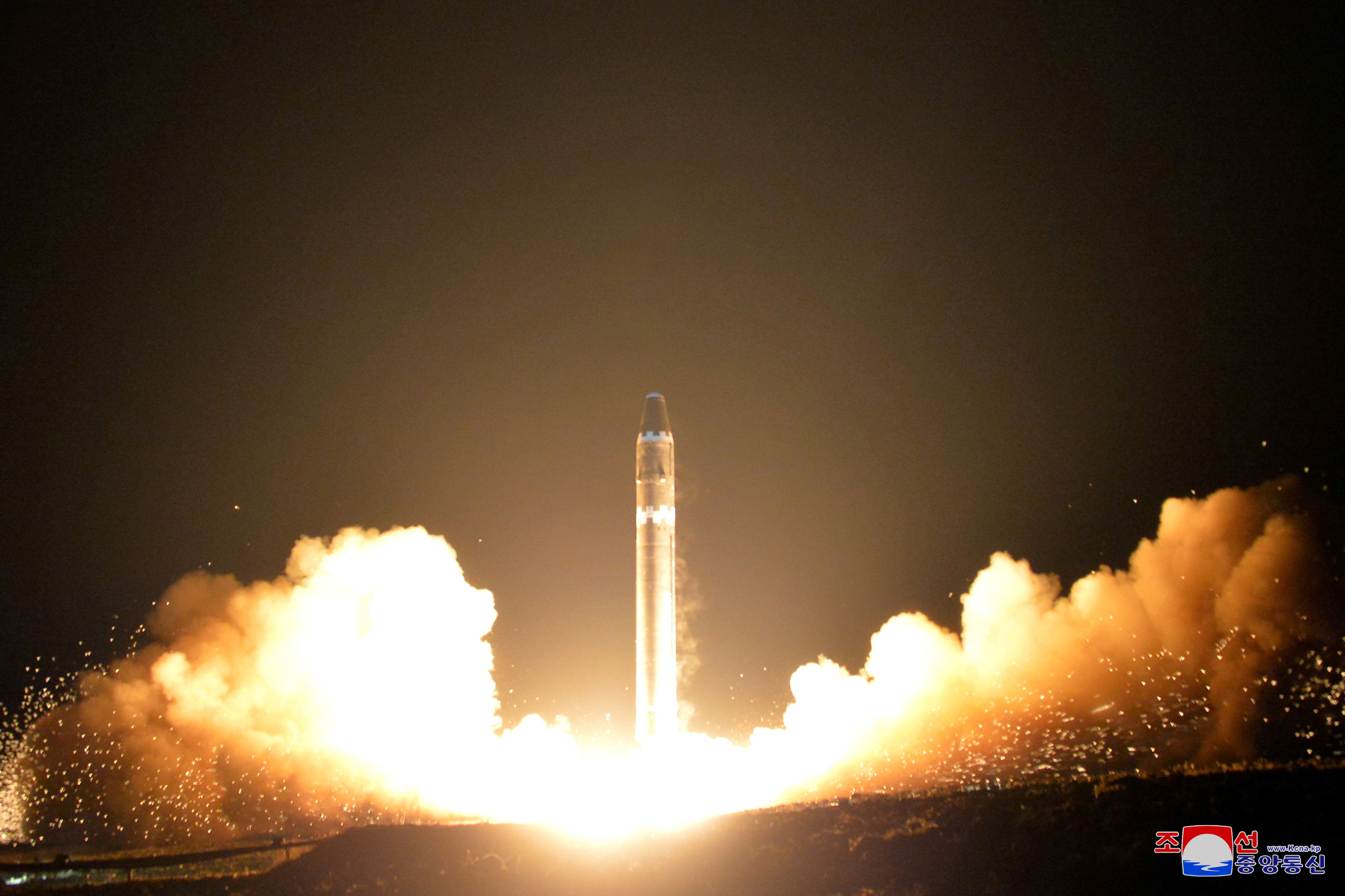 North Korea Missile Test 'Re-entry Seen By Cathay Pacific Airline