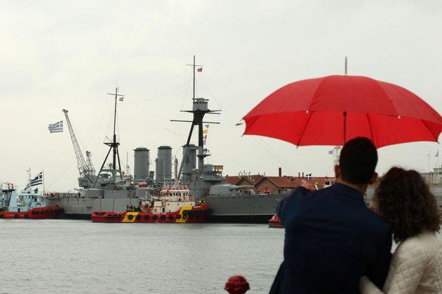 Το «Αβέρωφ» ετοιμάζεται να αποχαιρετίσει τη Θεσσαλονίκη, με ένα τεράστιο ρεκόρ