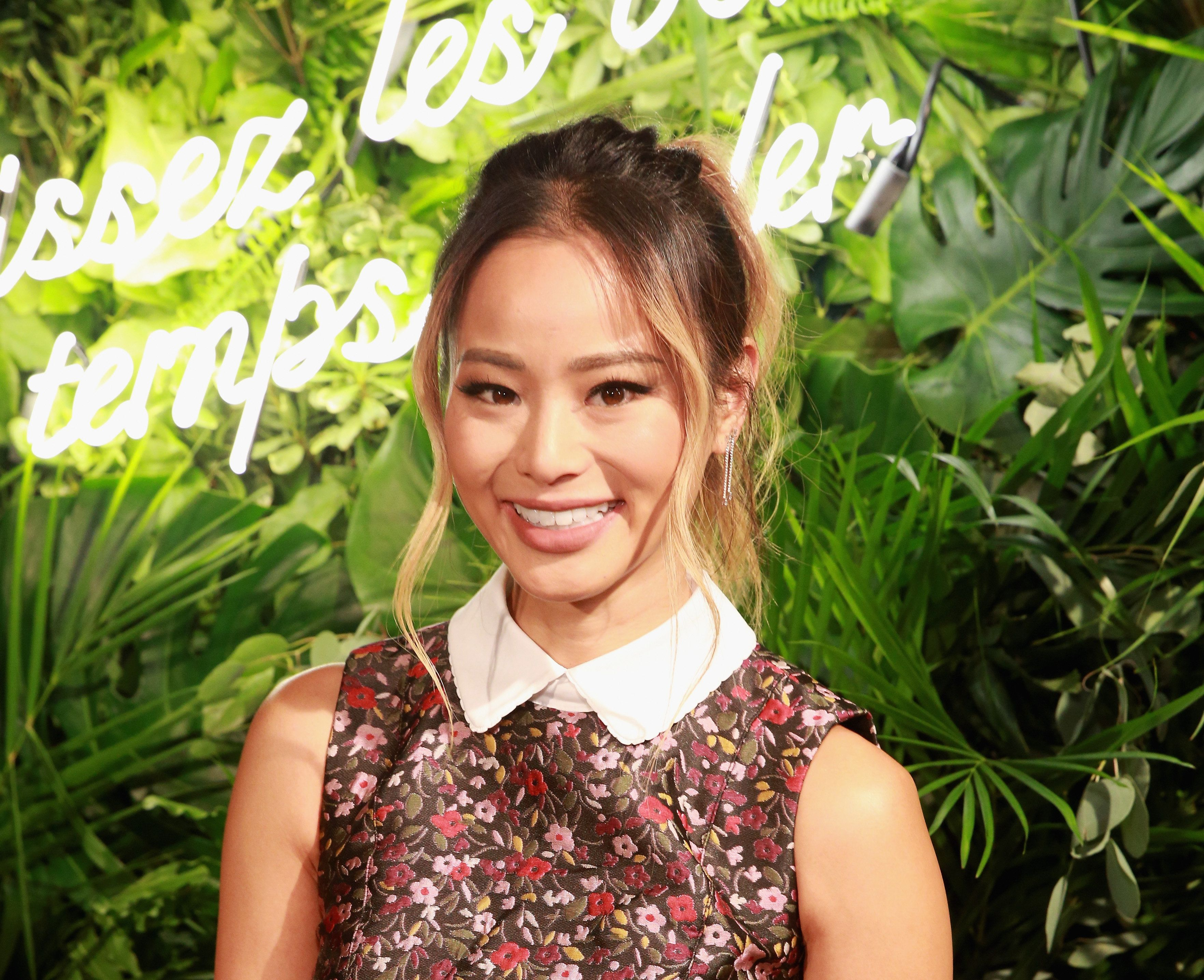 NEW YORK, NY - SEPTEMBER 08:  Jamie Chung attends Kate Spade Presentation during New York Fashion Week on September 8, 2017 in New York City.  (Photo by Robin Marchant/Getty Images)