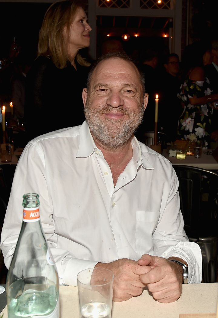 The #MeToo movement grew after film executive Harvey Weinstein was accused of sexual misconduct.