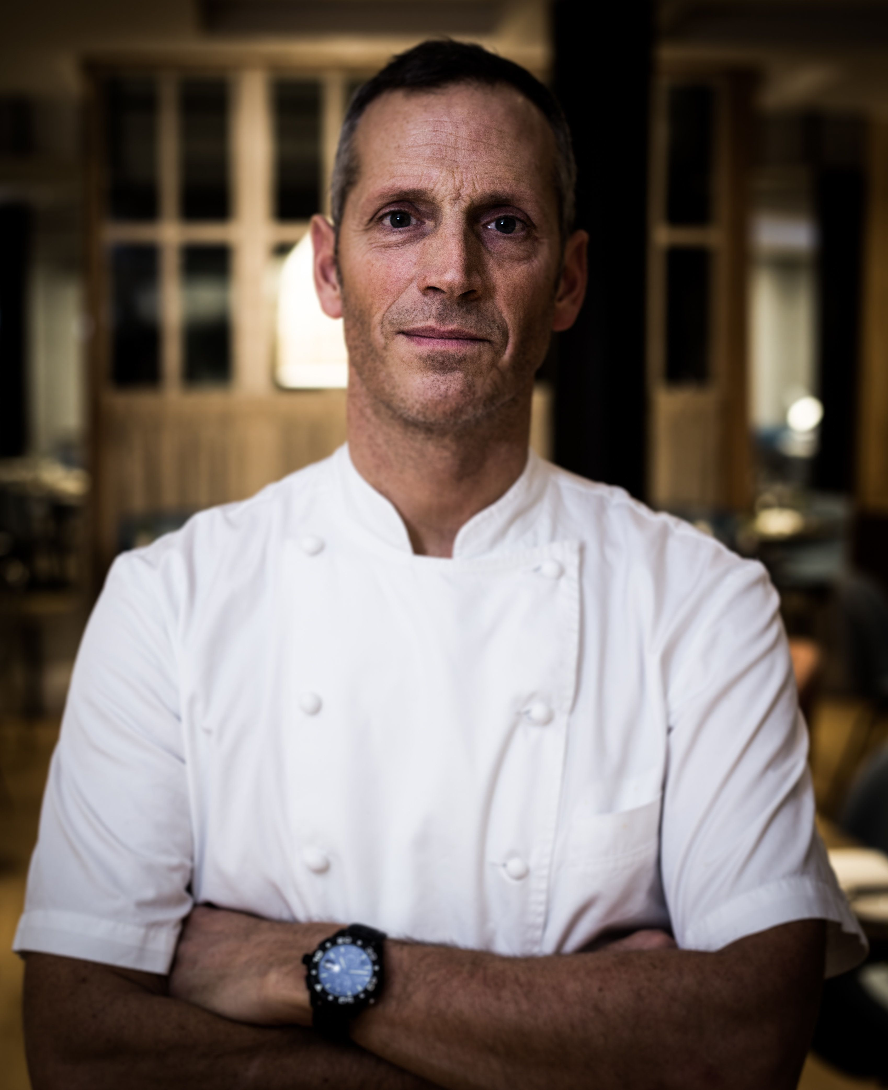 Why Phil HowardBelieves Fellow Chefs Have A'Dishonest Relationship With Food'
