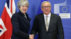 European Union And United Kingdom Say No Brexit Divorce Deal