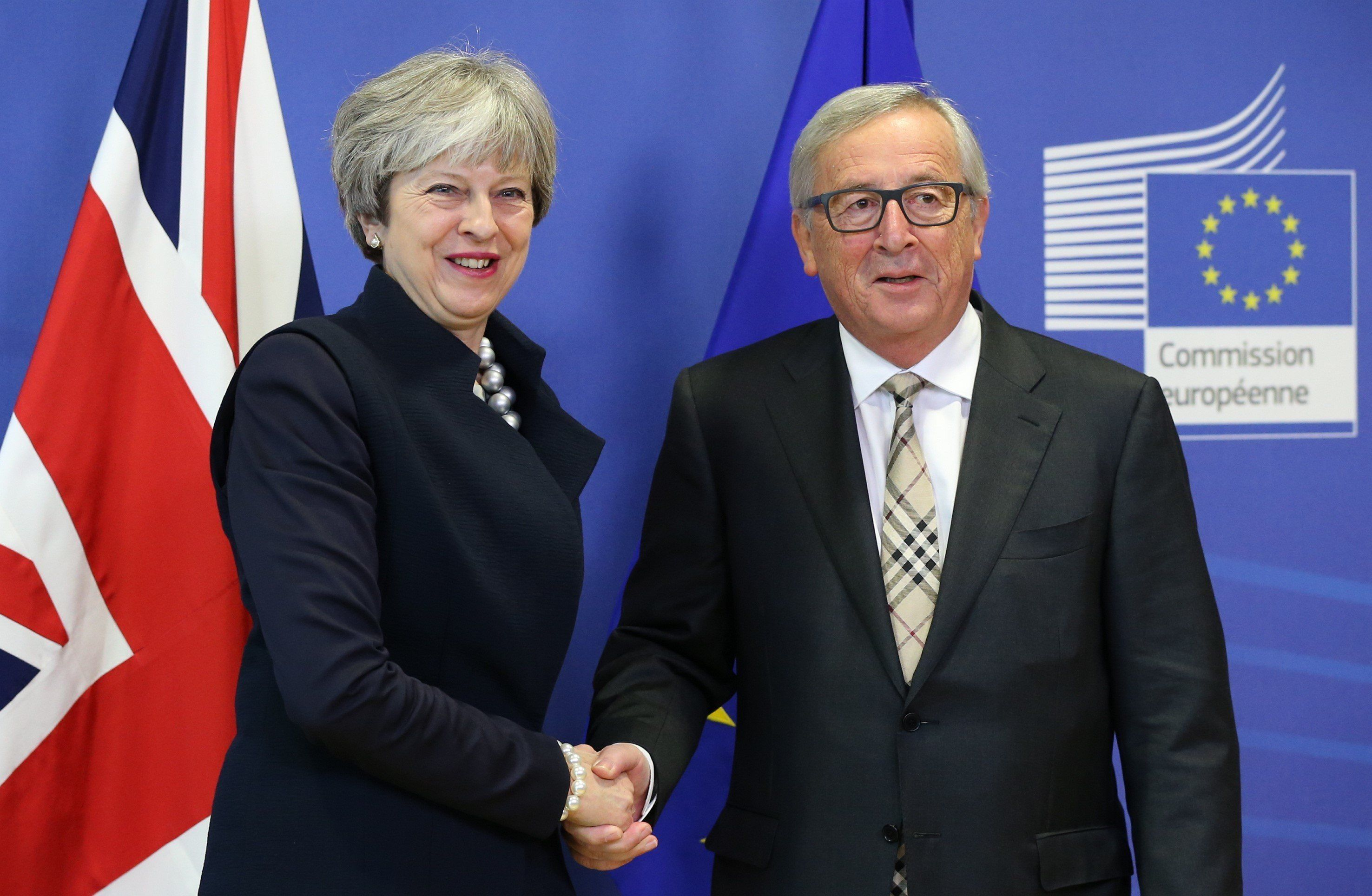 Brexit Phase One Deal Done - HuffPost