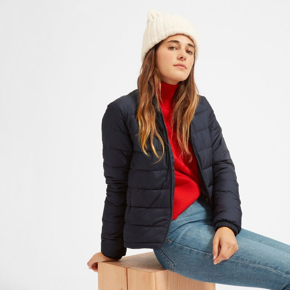 739567726a1 13 Women's Puffer Jackets That Don't Add Bulk | HuffPost Life