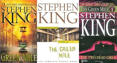 "the green mile"" stephen king set out a path to mull criminal  ""the green mile"" stephen king set out a path to mull criminal justice memoir writing and the possibility of"