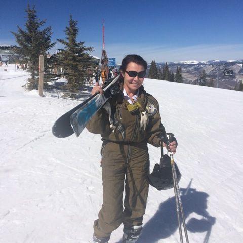 Irene Michaels in Aspen