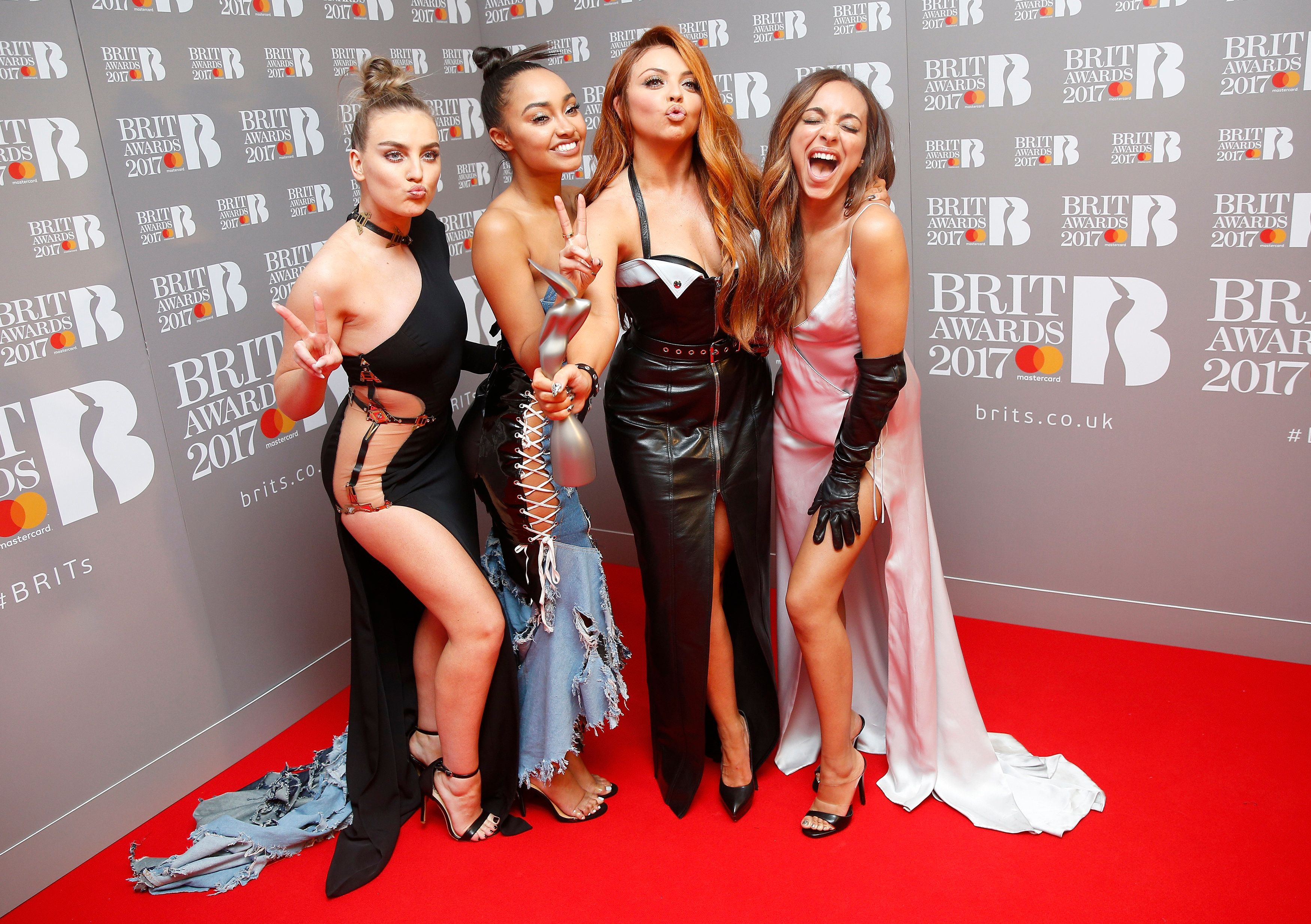 Spotify's Year In Music Declares Little Mix The Most Streamed Group In The UK (Sorry,
