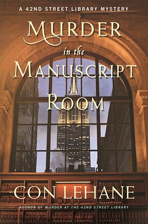 "<a rel=""nofollow"" href=""https://us.macmillan.com/books/9781250069993"" target=""_blank"">Murder in the Manuscript Room by Con Le"
