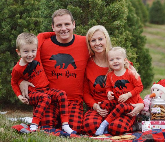 """Get the collection <a href=""""https://www.etsy.com/listing/574085575/sale-plaid-mama-bear-pajamas-mama-bear?ref=related-2"""" targ"""