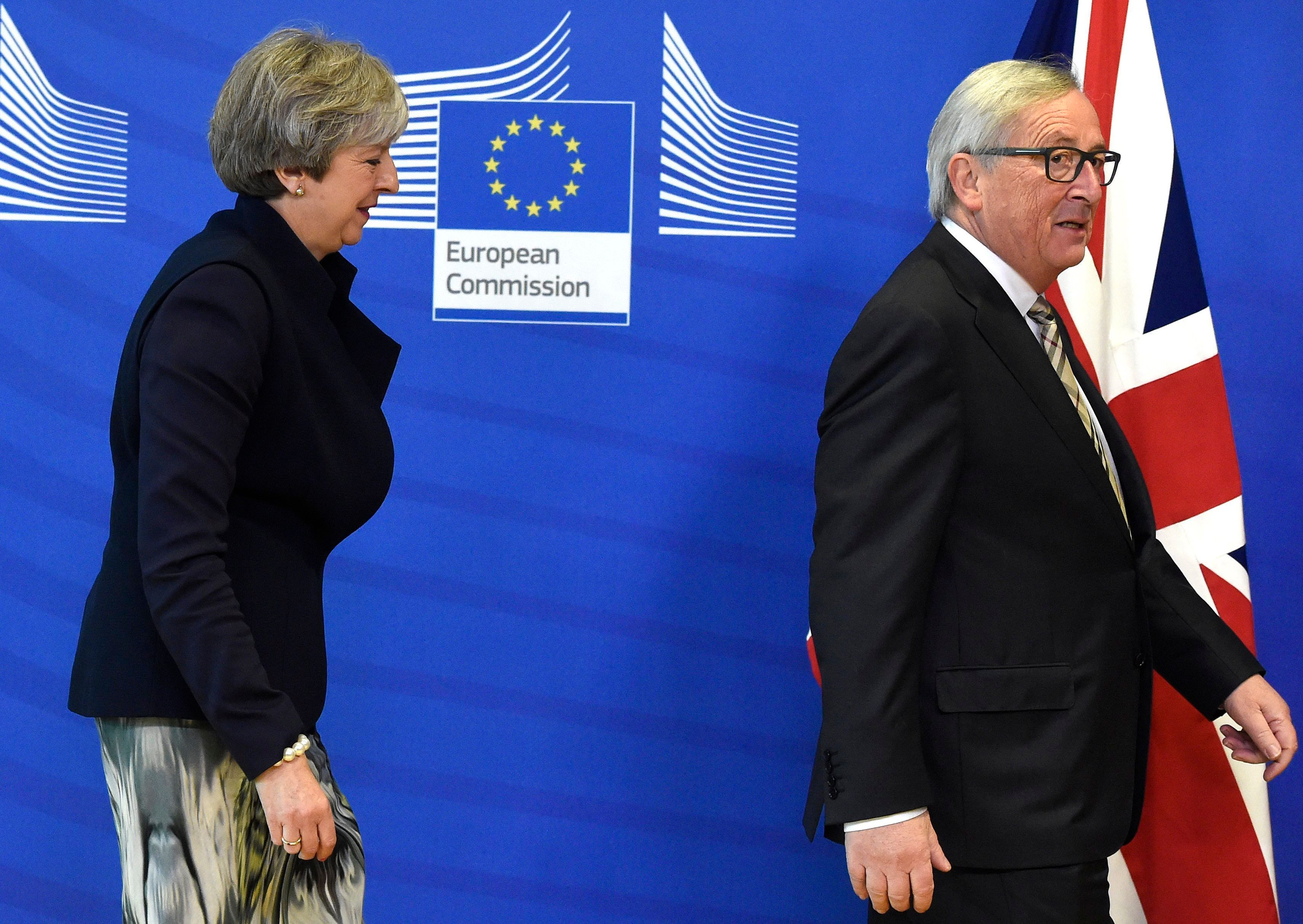 Analysis: How DUP Refused To Swallow May's Brexit