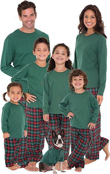 """Get the collection <a href=""""https://www.amazon.com/PajamaGram-Matching-Family-Christmas-Pajamas/dp/B01F9D95QC/ref=sr_1_10?amp"""