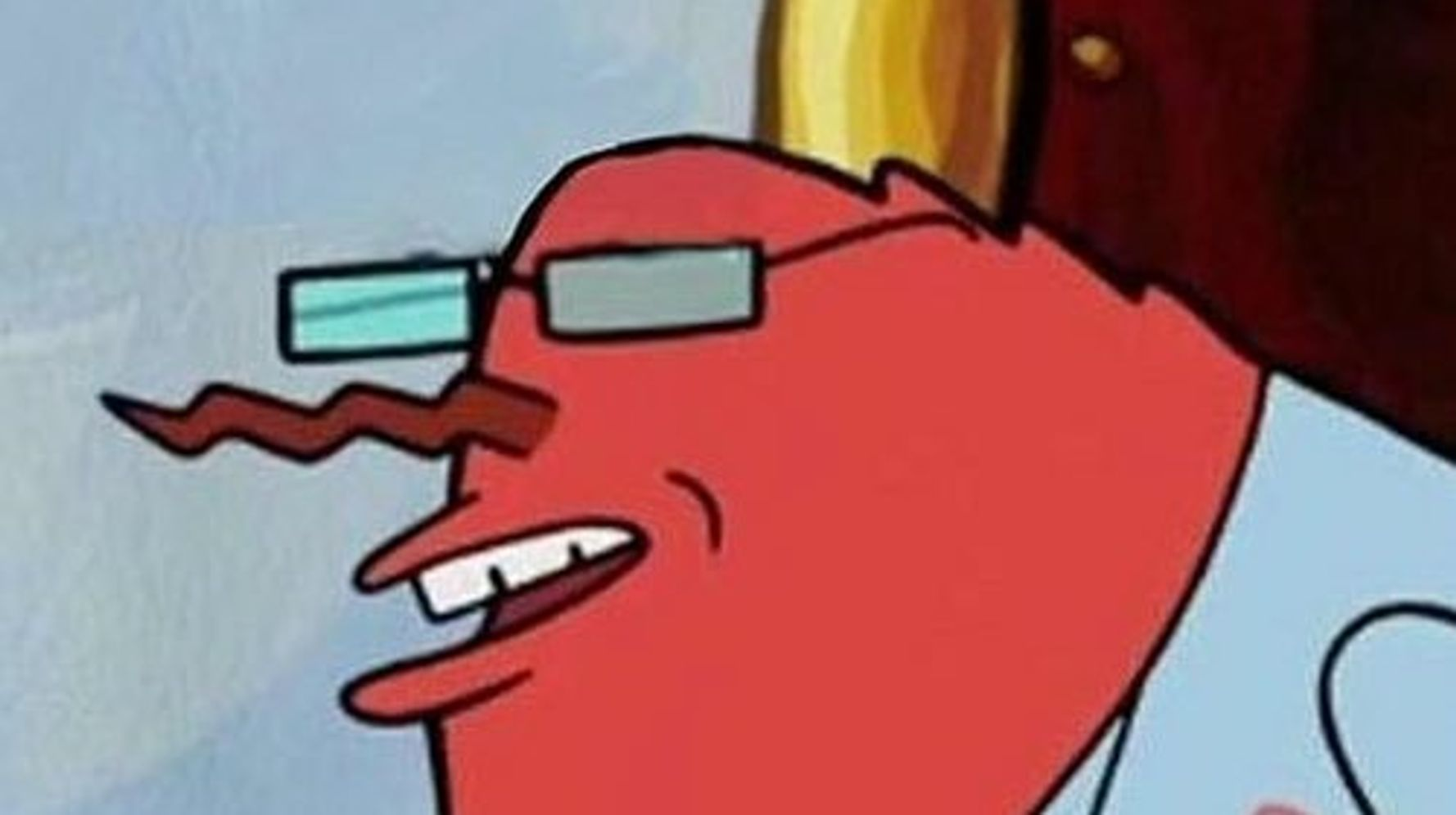 Mr  Krabs As Hannibal Buress Can Never Be Unseen   HuffPost