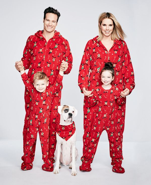 """Get the collection <a href=""""https://www.macys.com/shop/product/family-pajamas-footed-reindeer-pajama-sets-created-for-macys?I"""