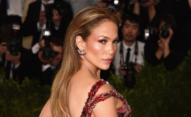 Dr. Miller told HuffPost Jennifer Lopez's jaw is a popular point of reference for many patients.
