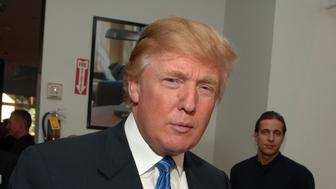 Donald Trump (Photo by Stephen Lovekin/WireImage for Hill & Knowlton)