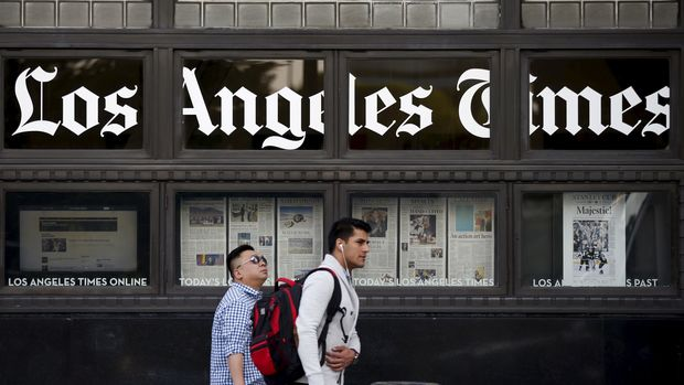 LA Times Takes Major Step Forward In Campaign To Unionize