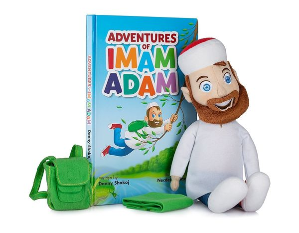 "The<i><a href=""https://www.adventuresofimamadam.com/"" target=""_blank"">Adventures of Imam Adam</a></i> is the brainchild"