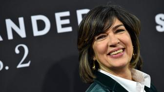 NEW YORK, NY - FEBRUARY 09:  Christiane Amanpour attends the 'Zoolander 2' World Premiere  at Alice Tully Hall on February 9, 2016 in New York City.  (Photo by Dimitrios Kambouris/Getty Images)