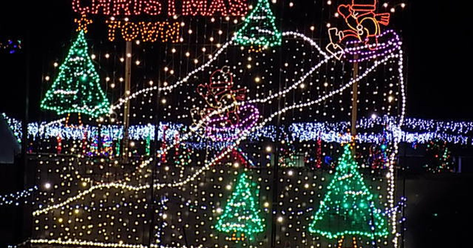 bakersfield california the undiscovered destination even for christmas huffpost - Bakersfield Christmas Town