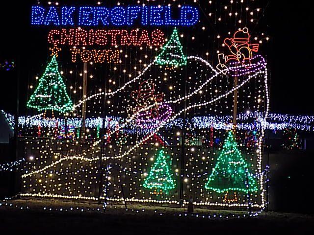 380 bakersfield - Bakersfield Christmas Town