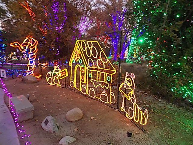 california living museum - Bakersfield Christmas Town